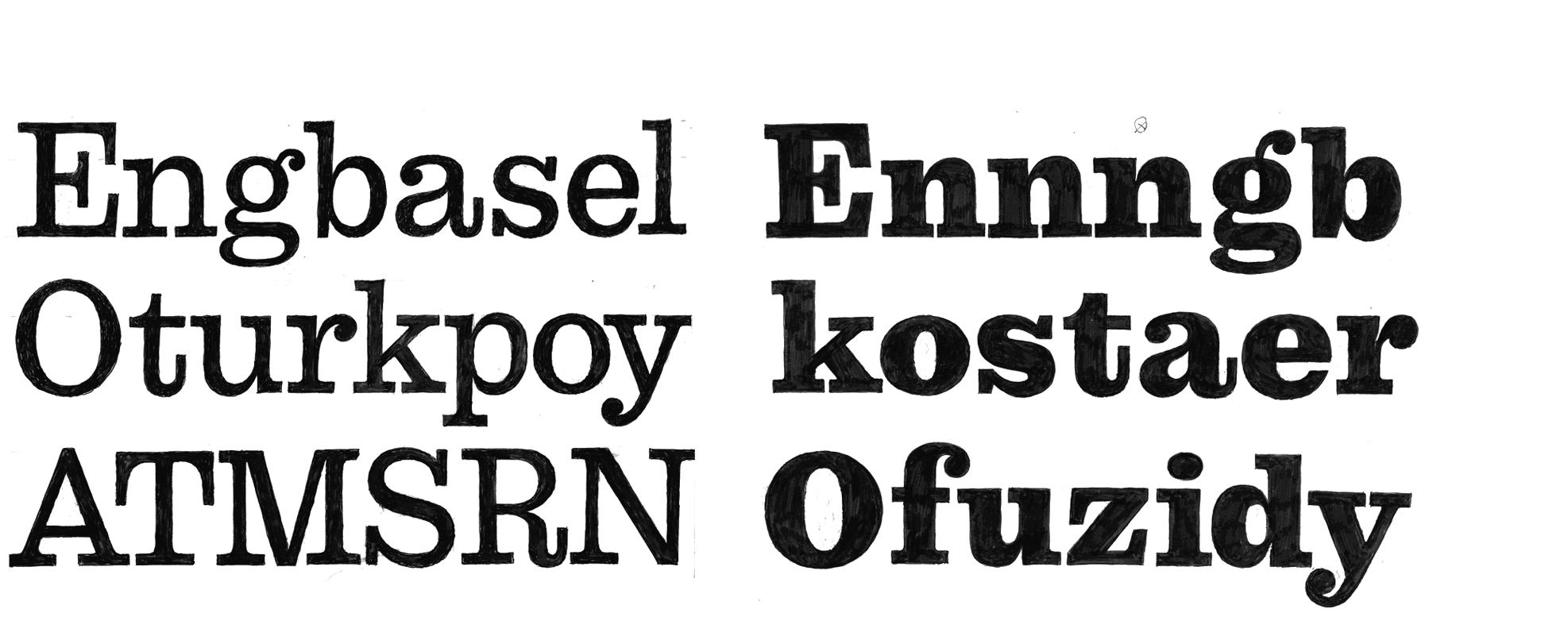 Pulpo - Typeface